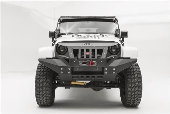 Jeep & Truck Bumpers