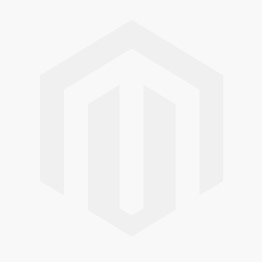 "JR 2"" Chrome Plastic Grid Shower Strainer"