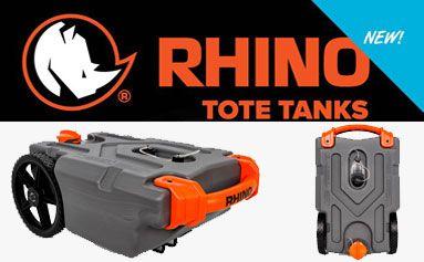 Camco RV Rhino Tote Tanks